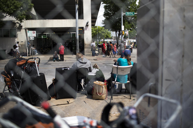 To Help Homeless Overcome Addiction, Start With Stable Housing, Social Workers Say