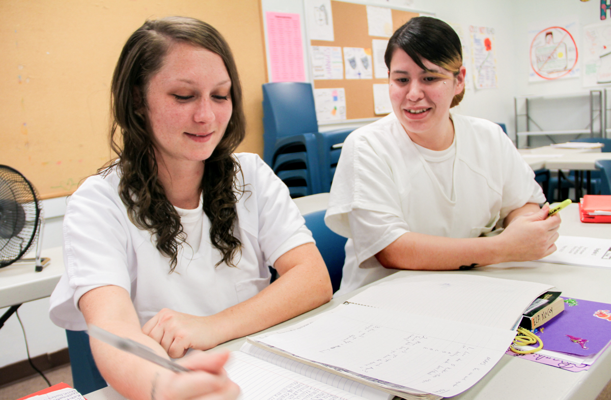 More Texas Inmates are Getting High School Diplomas in Prison. Here's How.