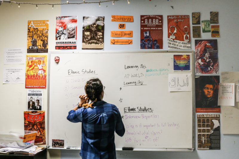 Texas Public School Students are Learning Ethnic Studies, Despite the State School Board