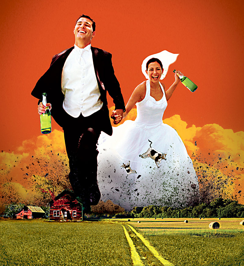 True Love and Lawsuits in the Wedding Capital of Texas