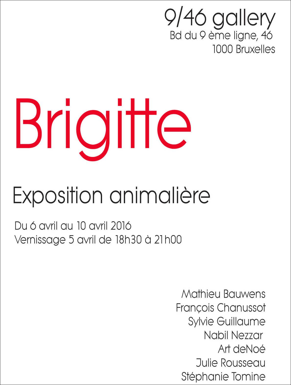 Brigitte Loft Photo Bruxelles