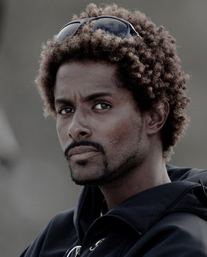 Mitu Monteiro - The Inspiration. The Kite Downwind would not have been, if it wasn't for him. He inspired us, helped us in setting up communication with the local authorities on Sal and organised the support boats. Every downwind begins at his Center on Sal. A great, selfless soul we are proud to work with.