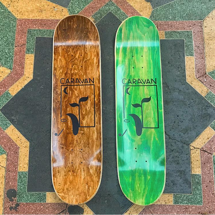 Pup Skateboards Top Graphic Caravan Skateboards.JPG