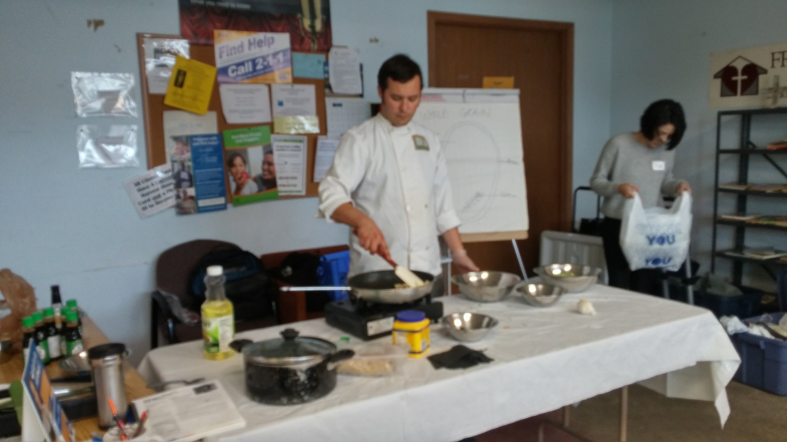 Cooking Matters Course -