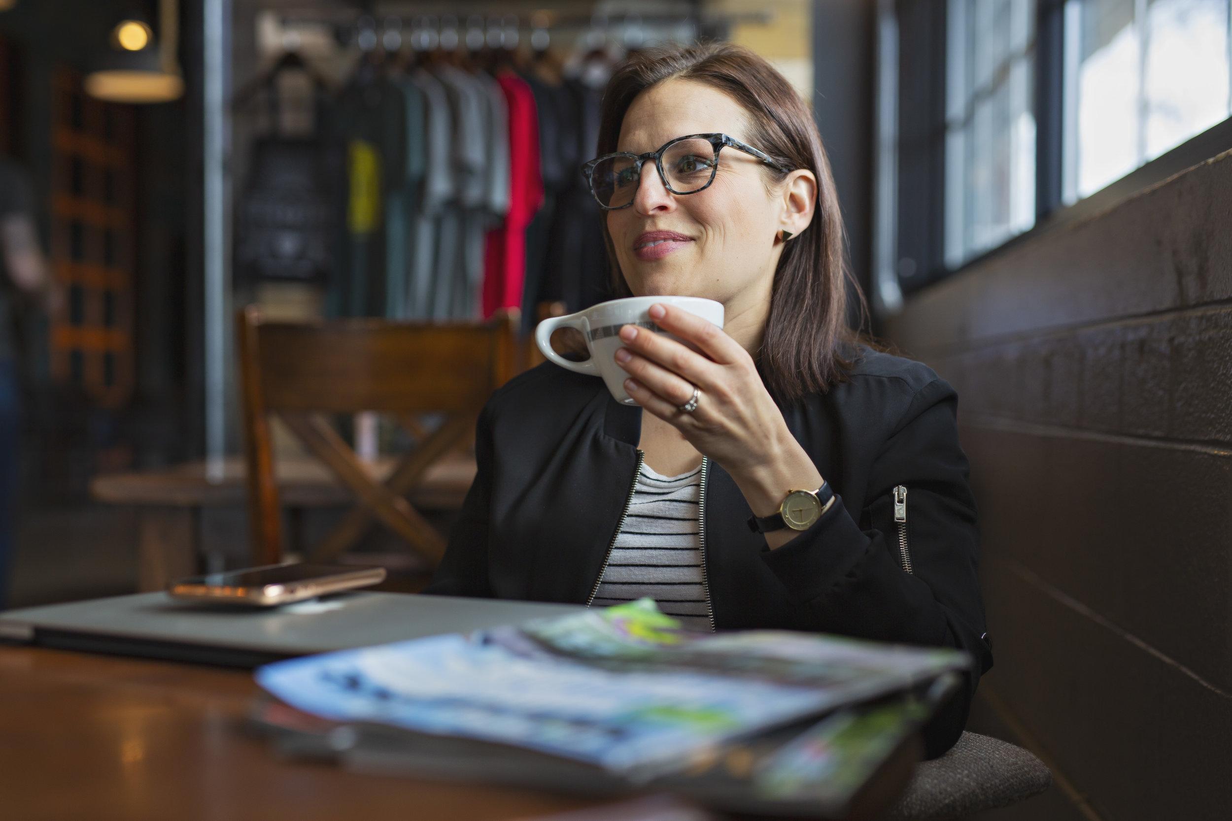 Jenna Kashou, Milwaukee writer and author