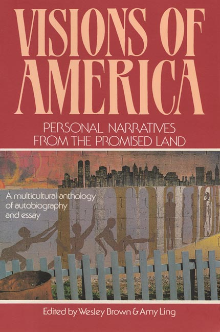 Visions of America: Personal Narratives from the Promised Land
