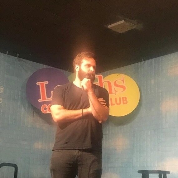 Episode 7 - Comedian Pedro Perez