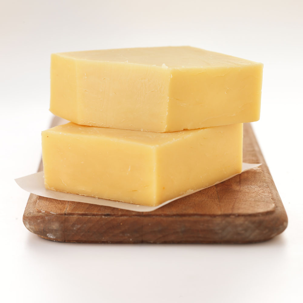 Mature Cheddar - Joseph Heler Cheese