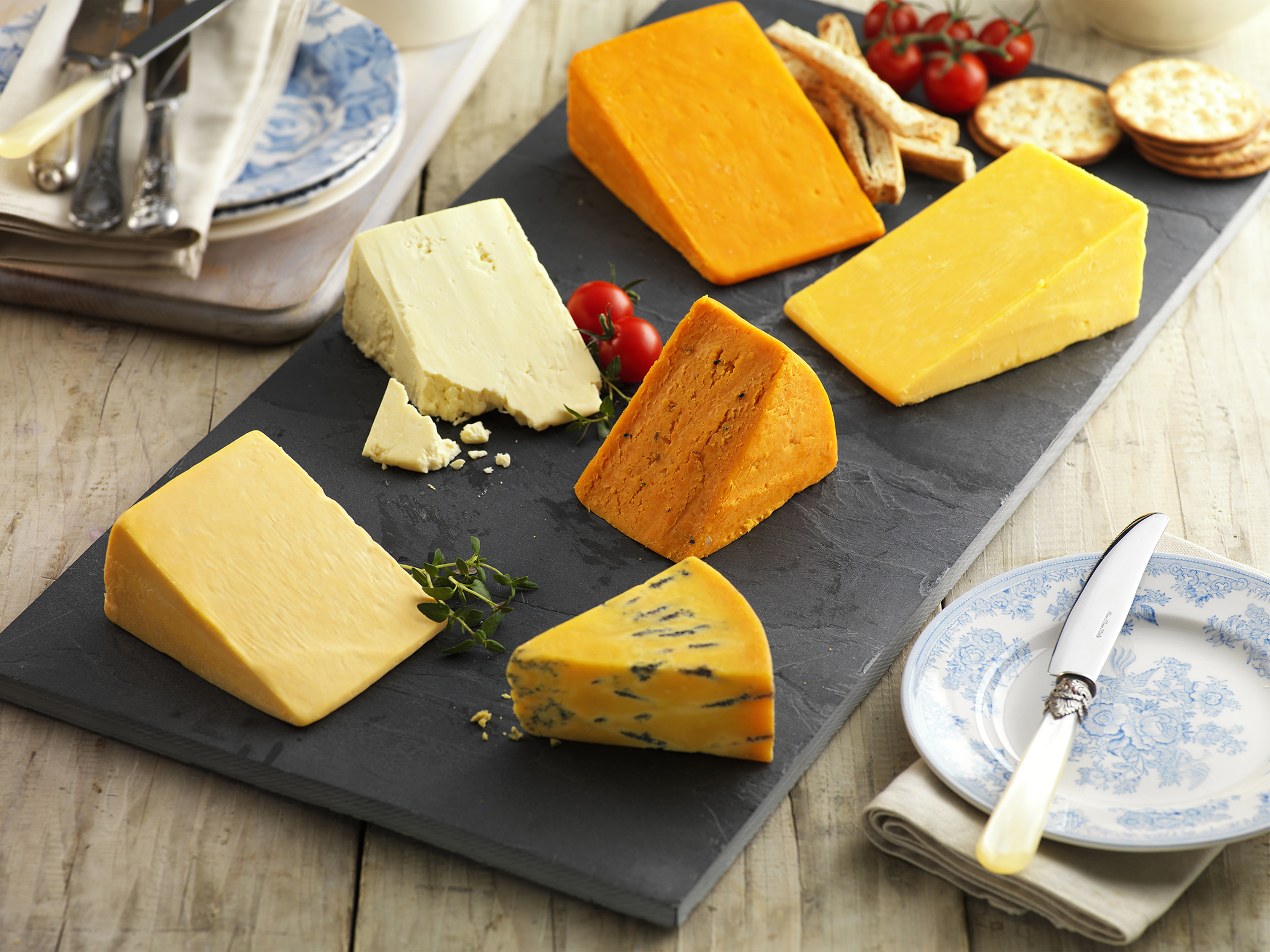 Cheese done properly... -