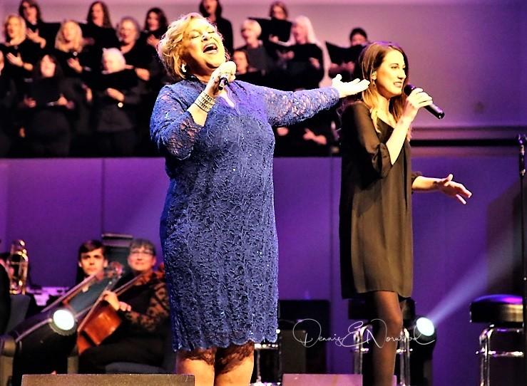 Sandi Patty in Concert