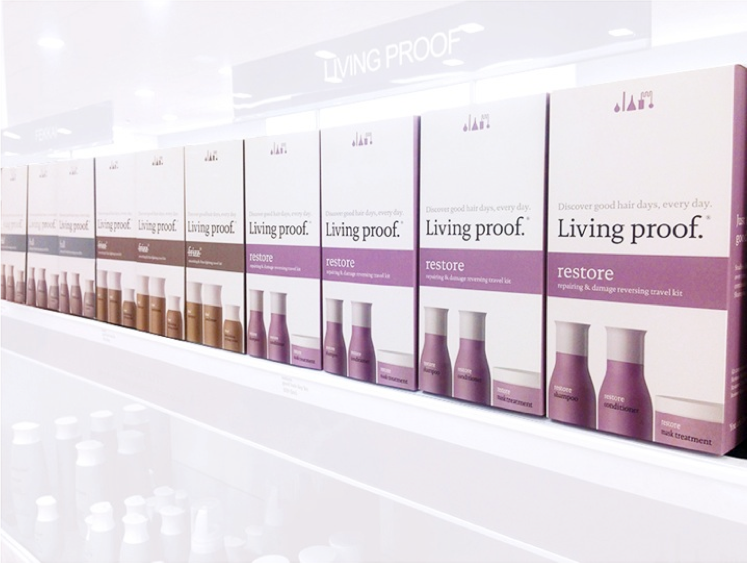 Living Proof   While at Living Proof, I worked on bottle renderings, advertisements, packaging, and style guidelines.