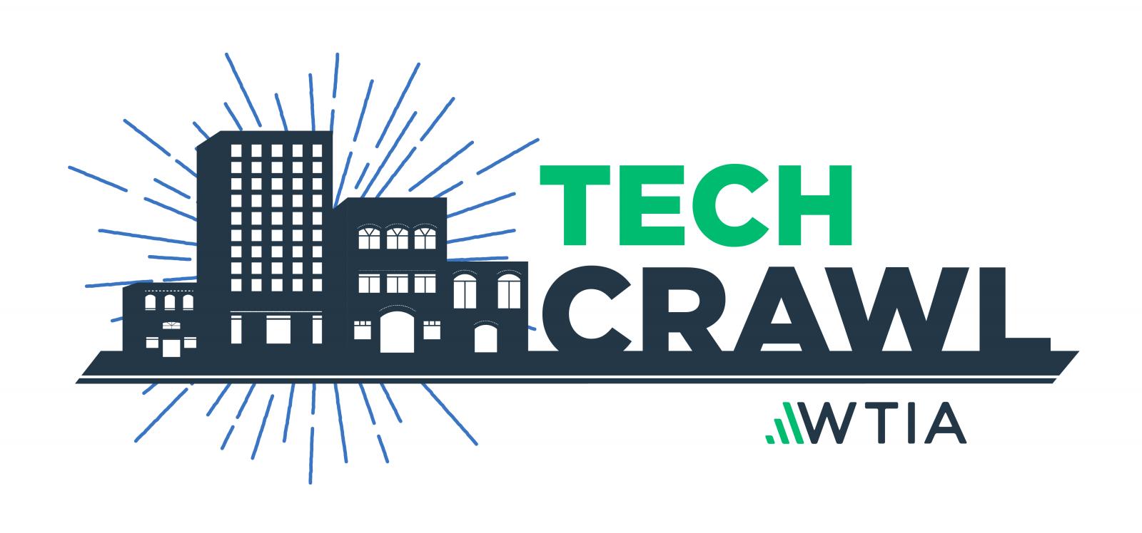 Tech Crawl Logo