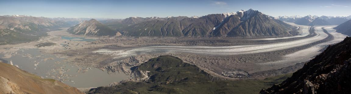 Kaskawulsh Glacier - Kluane Nation Park, Yukon, Canada