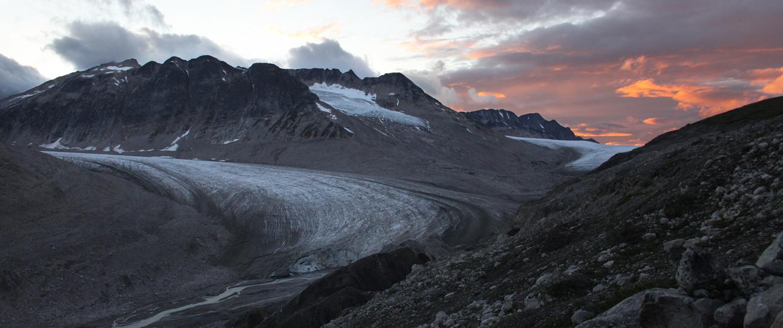 Samuel Glacier - Tatshenshini-Alsek Provincial Park, British Columbia, Canada
