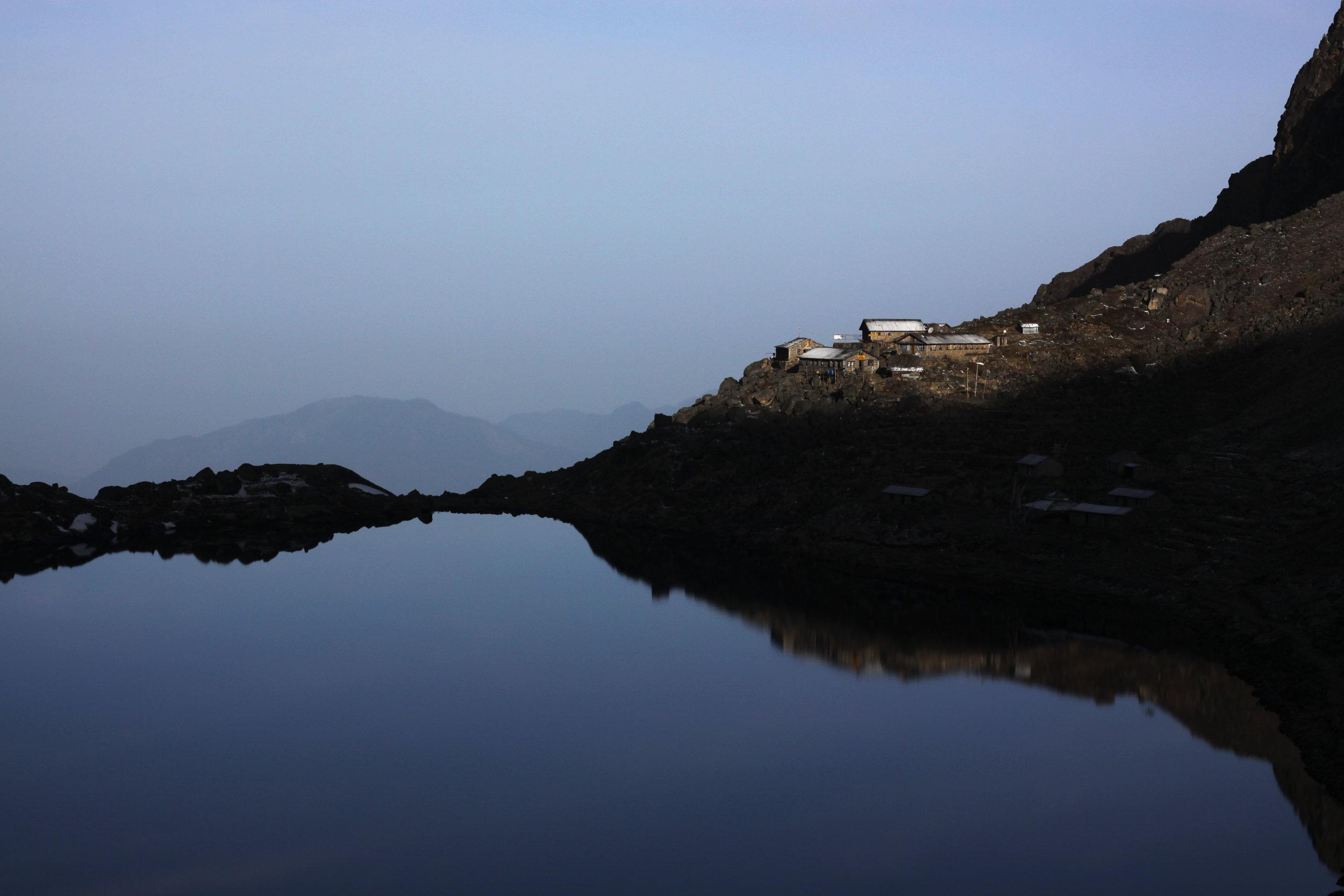 Gosaikunda Lake, Nepal (4380 m)