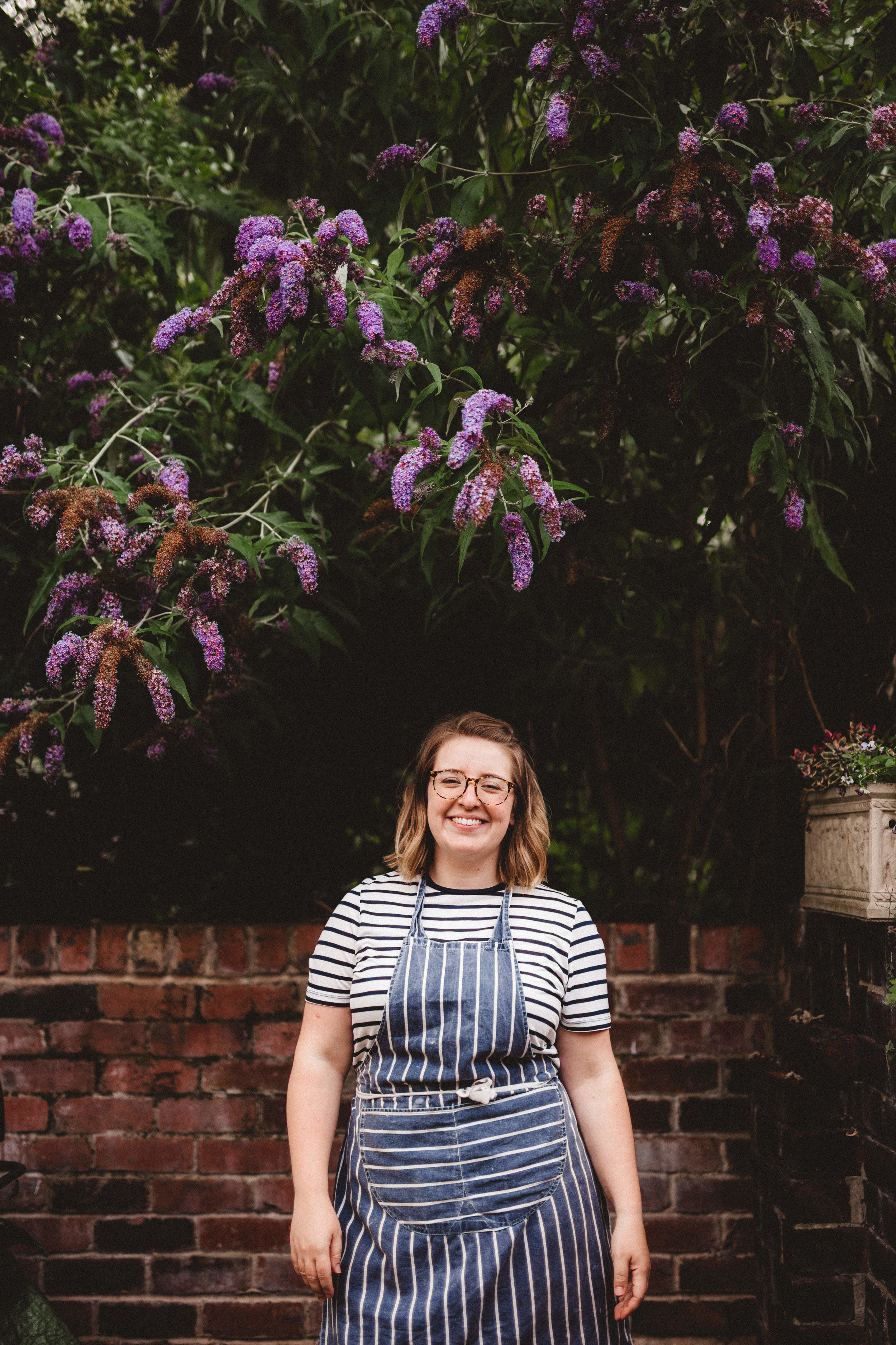 Hello! I'm Sara... - I'm the creator and baker behind The Bake Lab. Baking has always been a passion, every since I got my first baking book for my 7th birthday. In 2012 I decided to pursue the art of baking more seriously with a full time artisan baking course at The School of Artisan Food.In my 10 months at the school, I went on placements to lots of amazing bakeries and learnt the value of top quality ingredients, skill and time.After my course, I went to work at Forge Bakehouse and honed my skills by working with breads, pastries and sweet treats - after 3 years I felt it was time to branch out on my own.I created The Bake Lab in 2016 to quench my creative thirst for fun and outlandish cakes that taste amazing. As time goes on, I am loving creating new cakes and flavours every day to satisfy my loyal customers, whether they are buying a small cake at a market or a whole wedding cake.