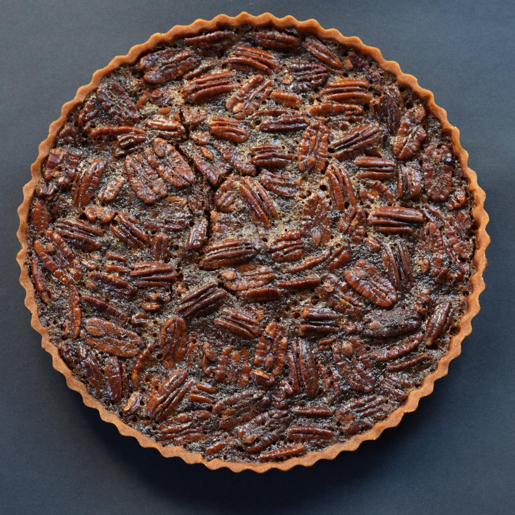 Pecan Pie  £32.00