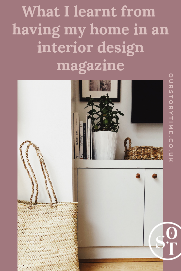 How to get featured in a magazine simple interiors natural living room natural colours simple interiors styling interiors magazine styling minimalist home minimalist living what I learnt about our home being in a photoshoot ourstorytime.co.uk
