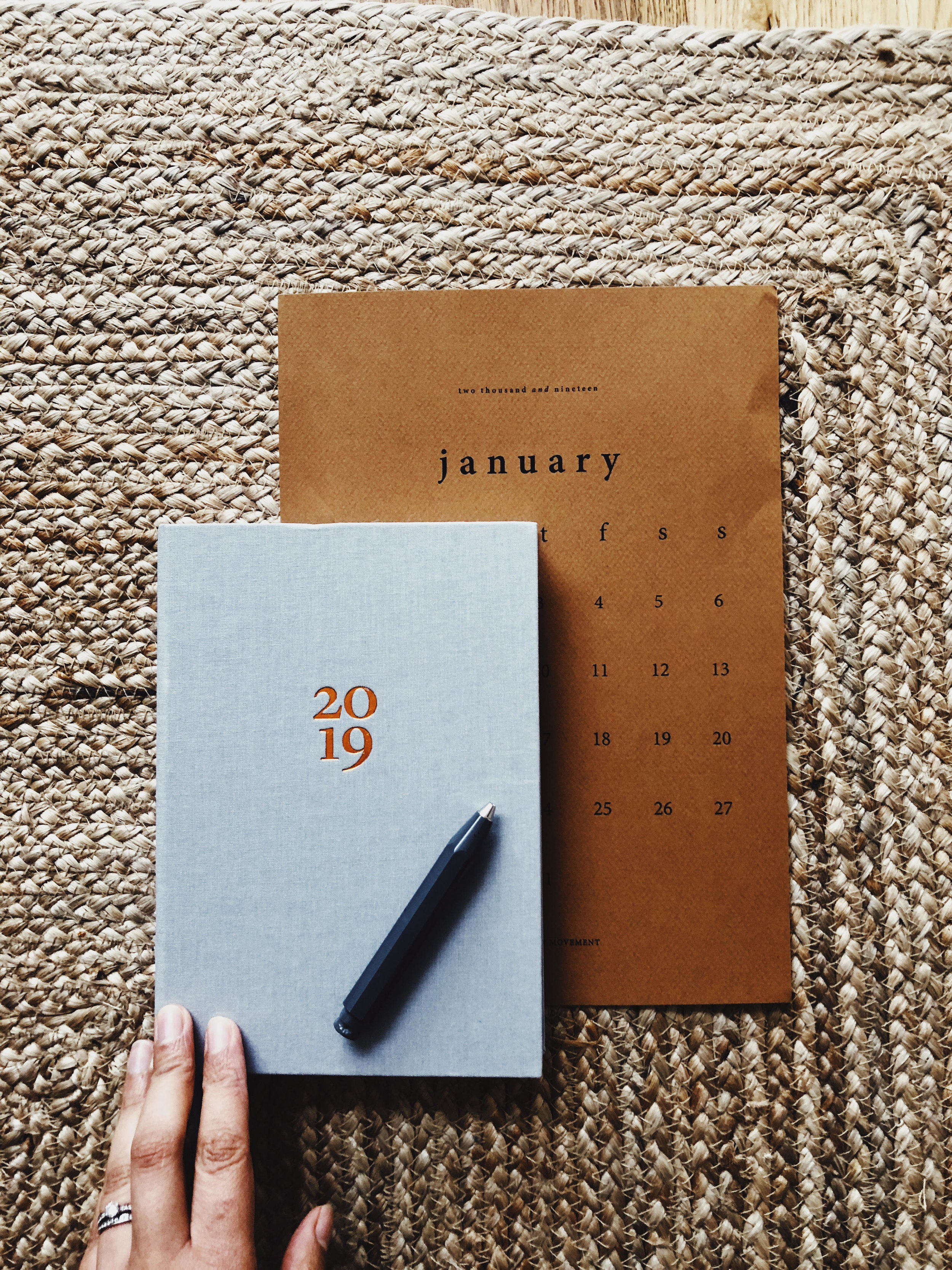 Why starting the new year and planning ahead brings me joy; read my simple living series on finding joy in the simple things in life
