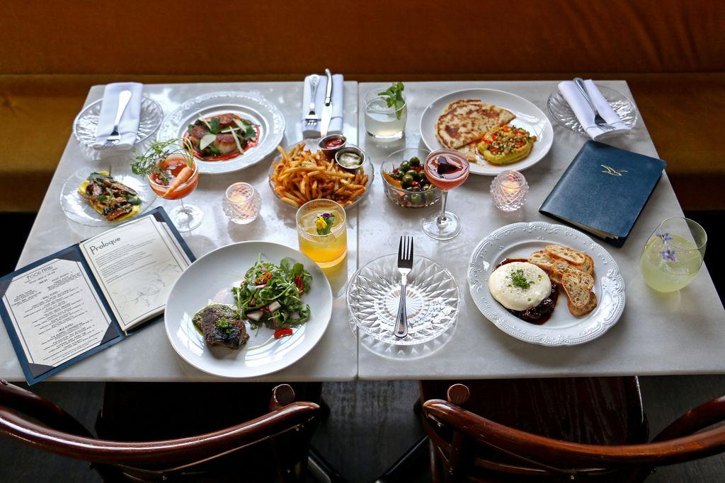 Cocktail Room Food -