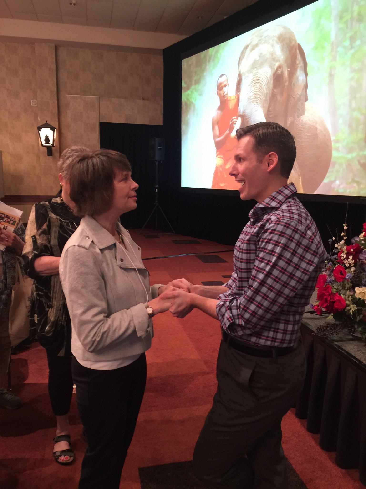 2nd International Integrative Nursing Symposium, Tucson, AZ. April 2017.