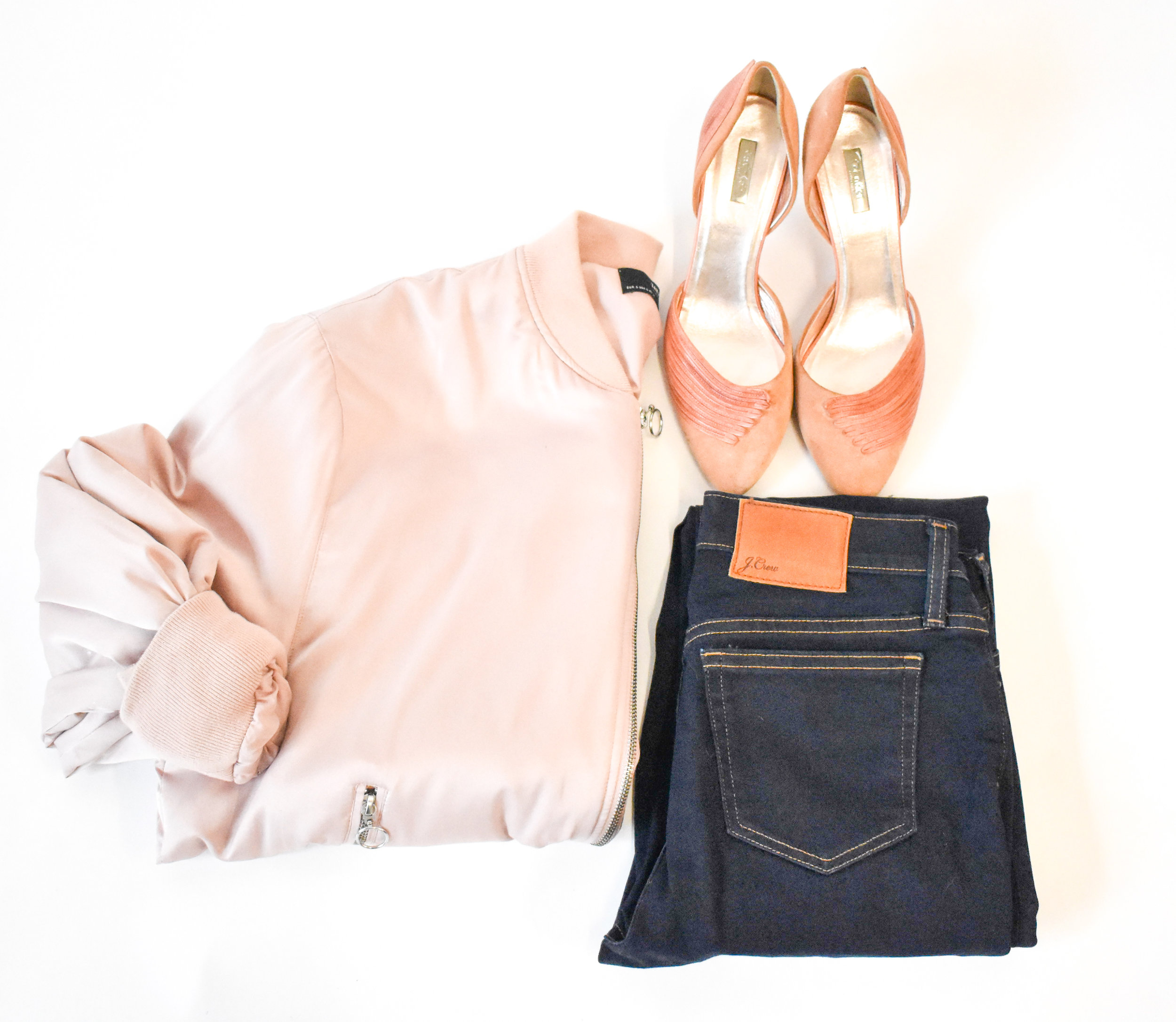 enjoy secondhand clothing in like-new condition, in sizes 00-30. -
