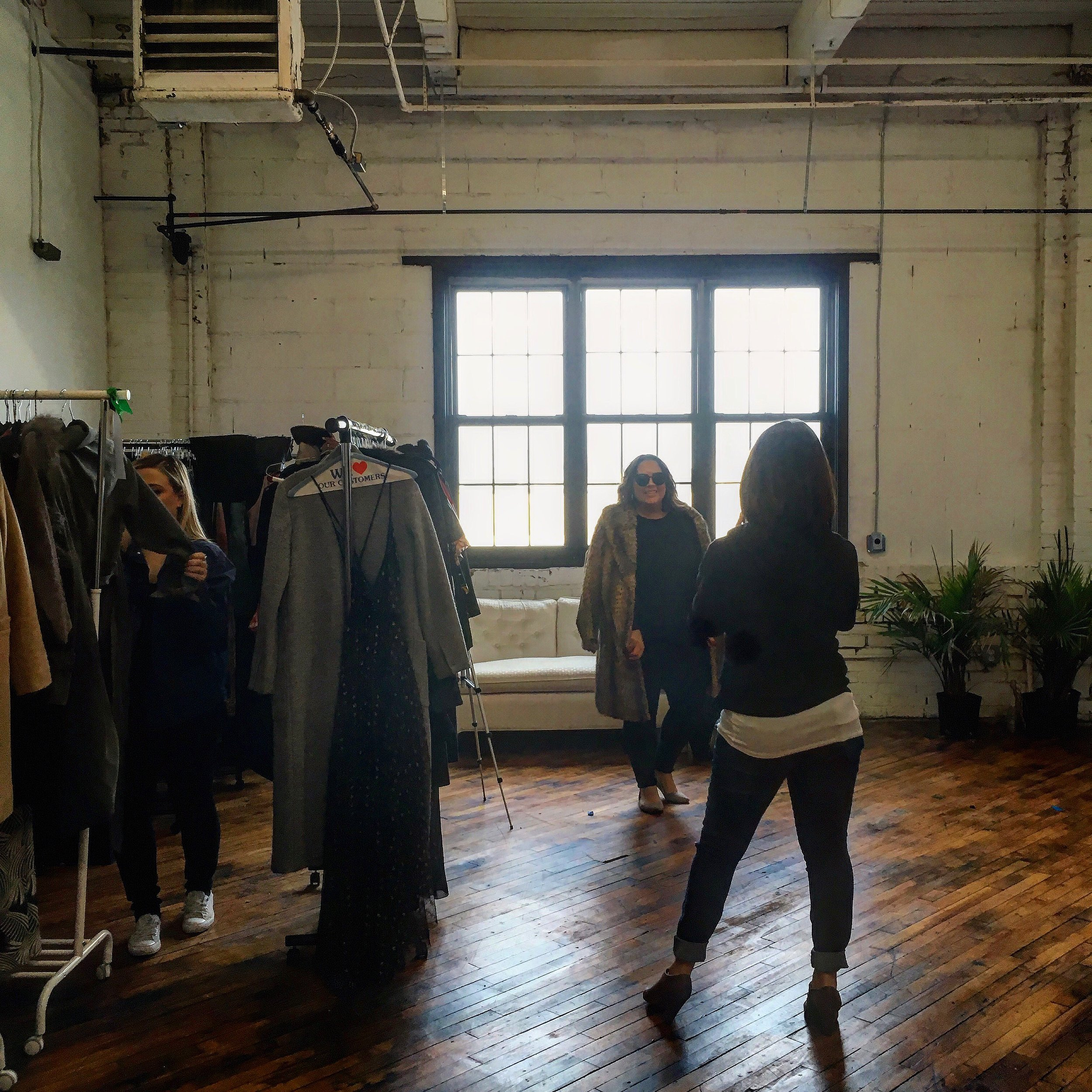 And We Evolve IS HEADQUARTERED IN THE CITY OF SISTERLY LOVE - And We Evolve is owned and operated by a small but mighty girl gang of women who are passionate about style, environmental sustainability, entrepreneurship, and delivering highly useful/ helpful products and services.And We Evolve is headquartered in Philadelphia, PA, in a quirky loft space in a rehabilitated warehouse building. Do you long for the days when [insert city/ borough/ neighborhood] was affordable and had big, open spaces for artists and entrepreneurs to spread out? Come to Philadelphia!You can learn more about Philadelphia's vibrant community of entrepreneurs and growing companies at Philadelphia Startup Leaders. Philadelphia is also emerging as a sustainable fashion hub. Learn more about our friends at Wearwell, Alice Alexander, Lobo Mau, and Heyne Bogut.Interested in learning more? Drop us a line at hello@andweevolve.com.