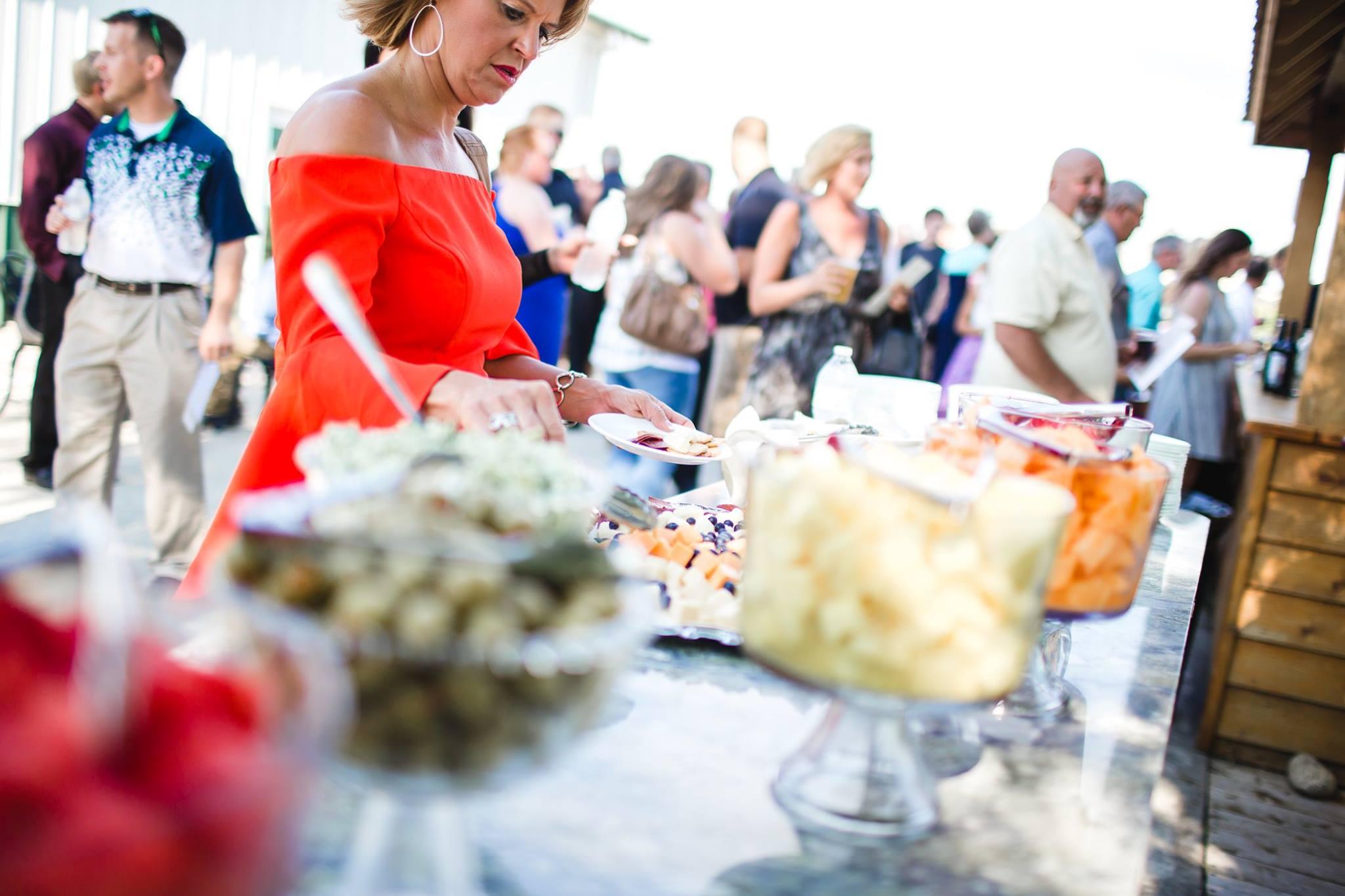 Wine, Cider & Food Exhibitors -