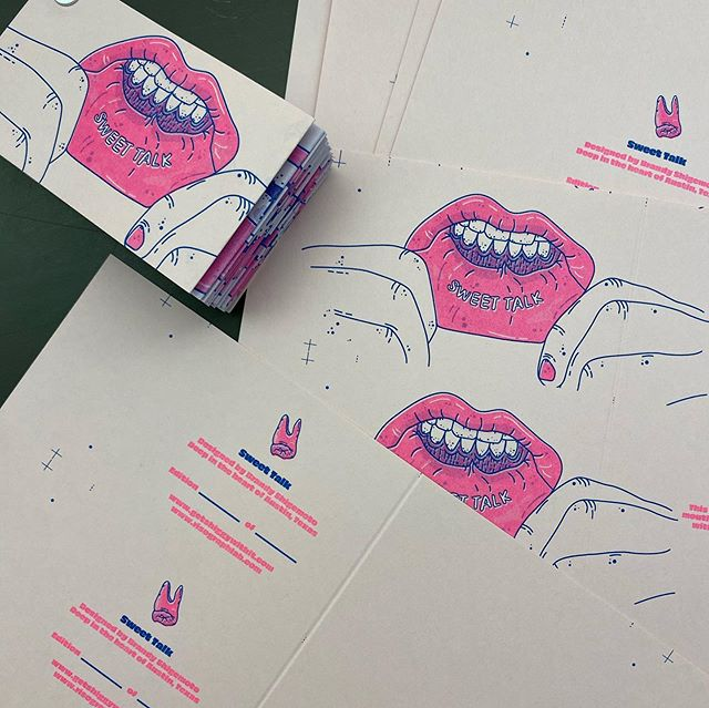 So excited to be releasing a bunch of new publications at @vancouverartbookfair this week!! . . #riso #risograph #vancouverartbookfair2019 #publication #comics #mouth #socialists #gerrymandering #queer #psychogeography #democraticsocialist #design #graphicdesign