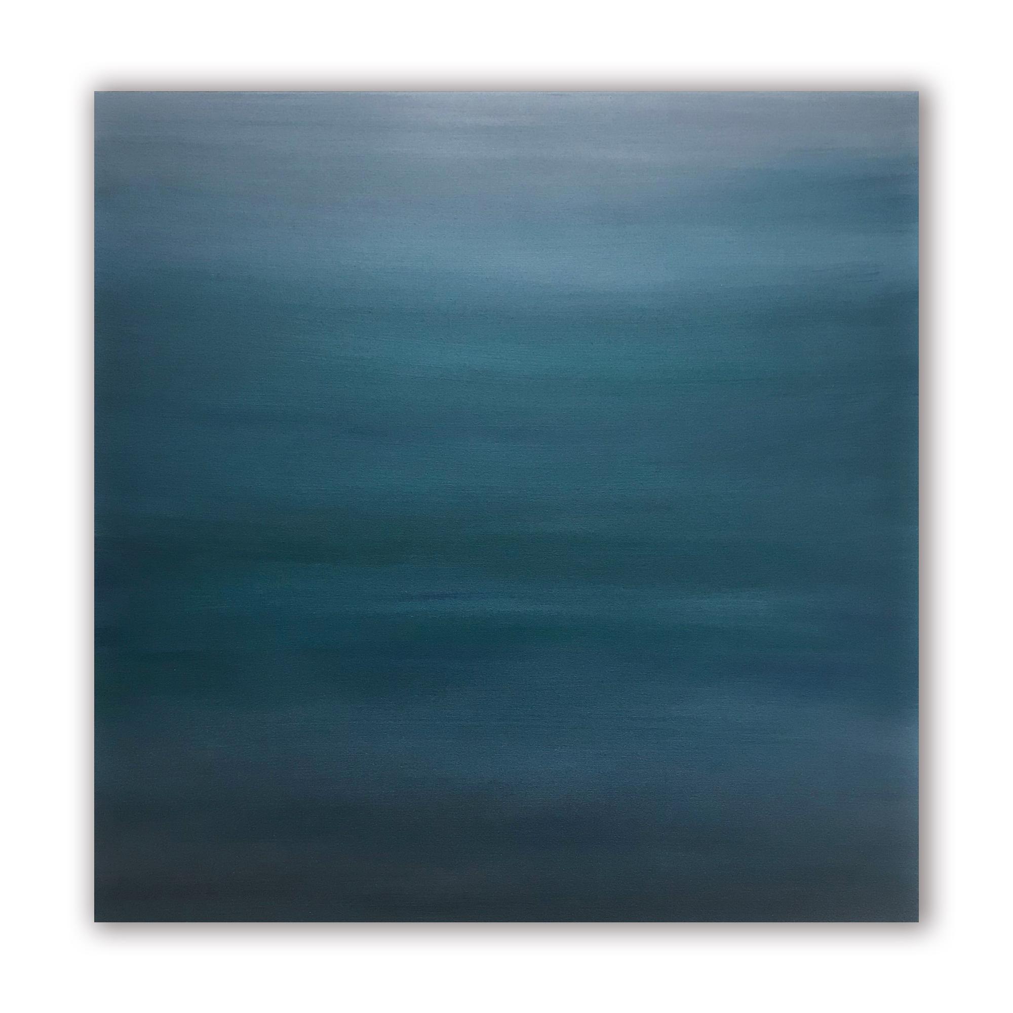"""Undefined Calm"" 36""x36"" Acrylic on canvas.  Available."