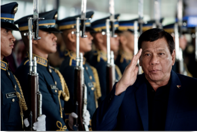 U.S. Philippine Relations: A Fraught Relationship    Philippine President Rodrigo Duterte has a beef with the U.S. – history sheds light on why.