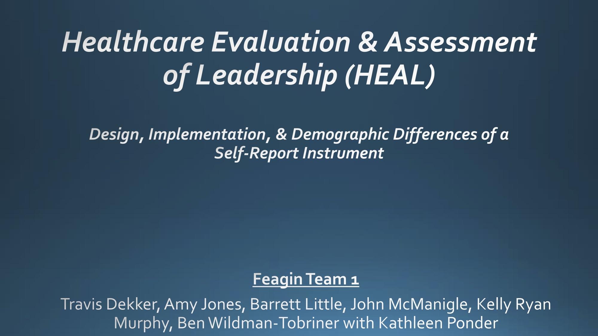 Healthcare Evaluation  Assessment of Leadership (HEAL).pdf - Team 1.jpg