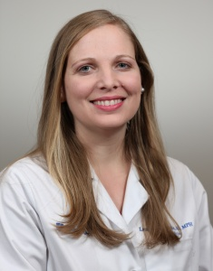 Laura Musselwhite, FL'15 - Dr. Musselwhite received the NIH Fogarty Global Health Award and the CaliffMedical Research Award.