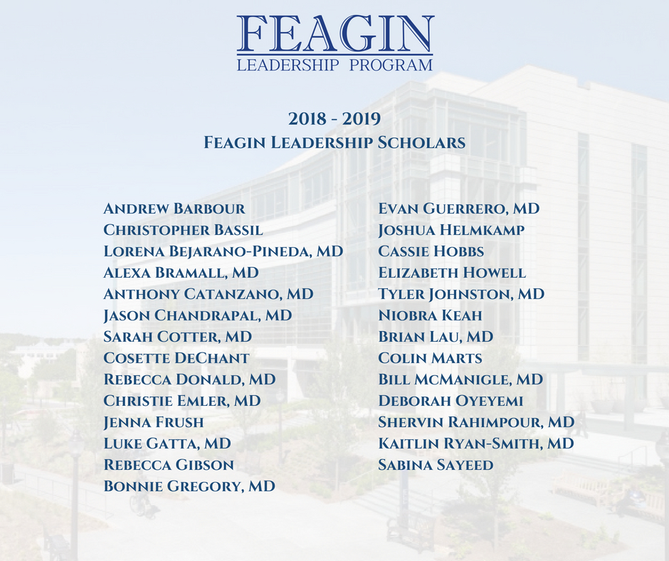 2018-2019 Feagin Scholar Announcement.jpg