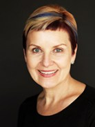 Dana Gudelis, Owner Twisted Sister Yoga Studios