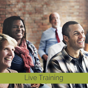 We bring the training to you and hold events in your locality.