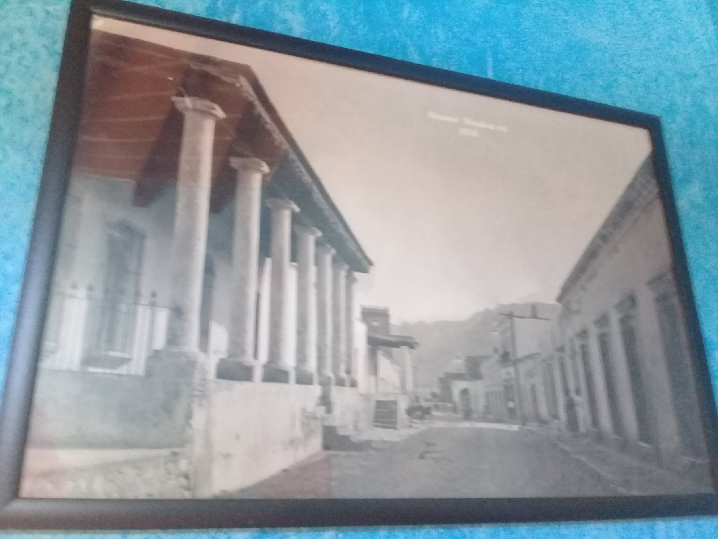 This photo was taken in 1910