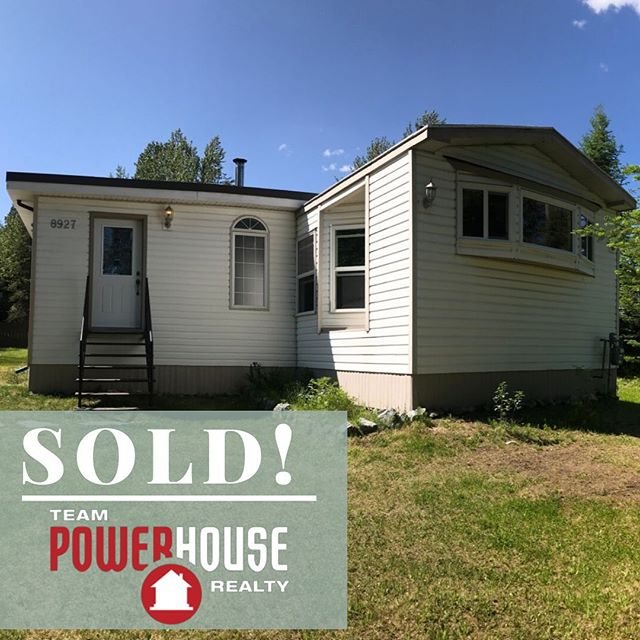 Congrats to my sellers for a successful sale! 🙌 #sold #listings #princegeorgebc #realestatelife