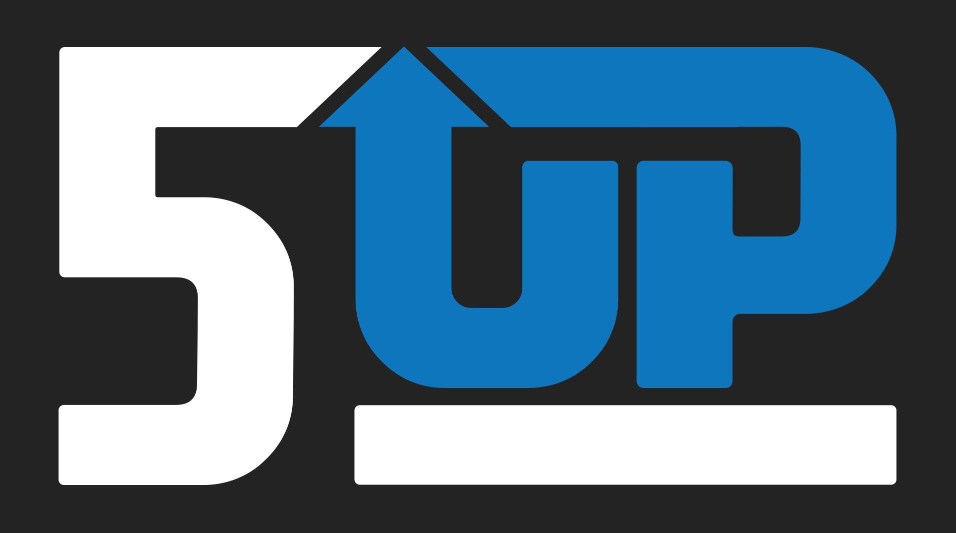 5up - Logo Design