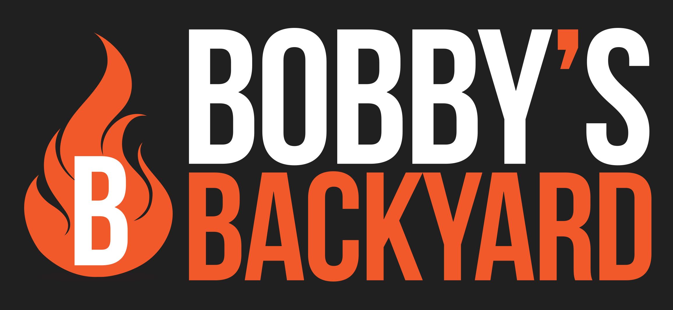 Bobby's Backyard - Logo Concept