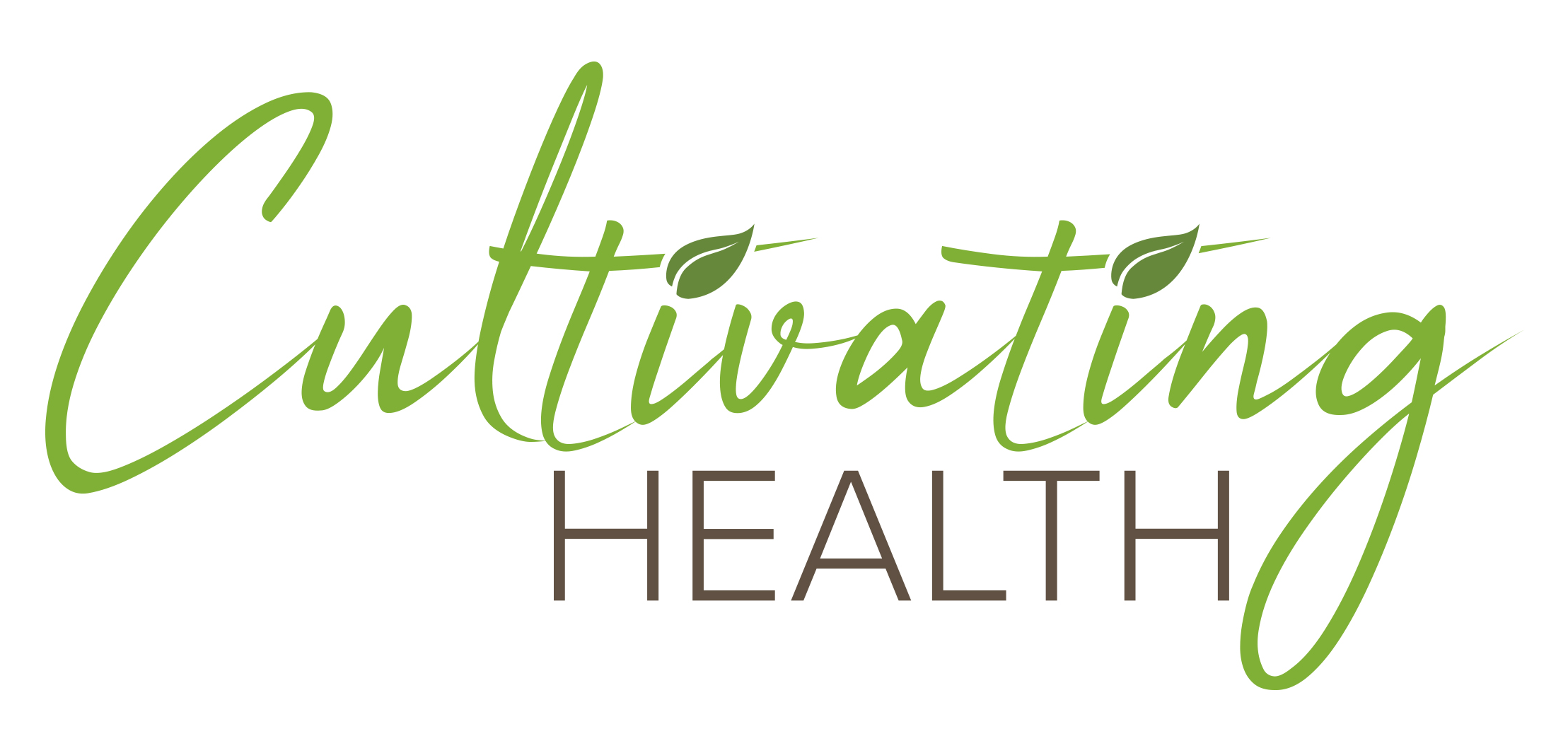 Cultivating Health Podcast - Logo Design