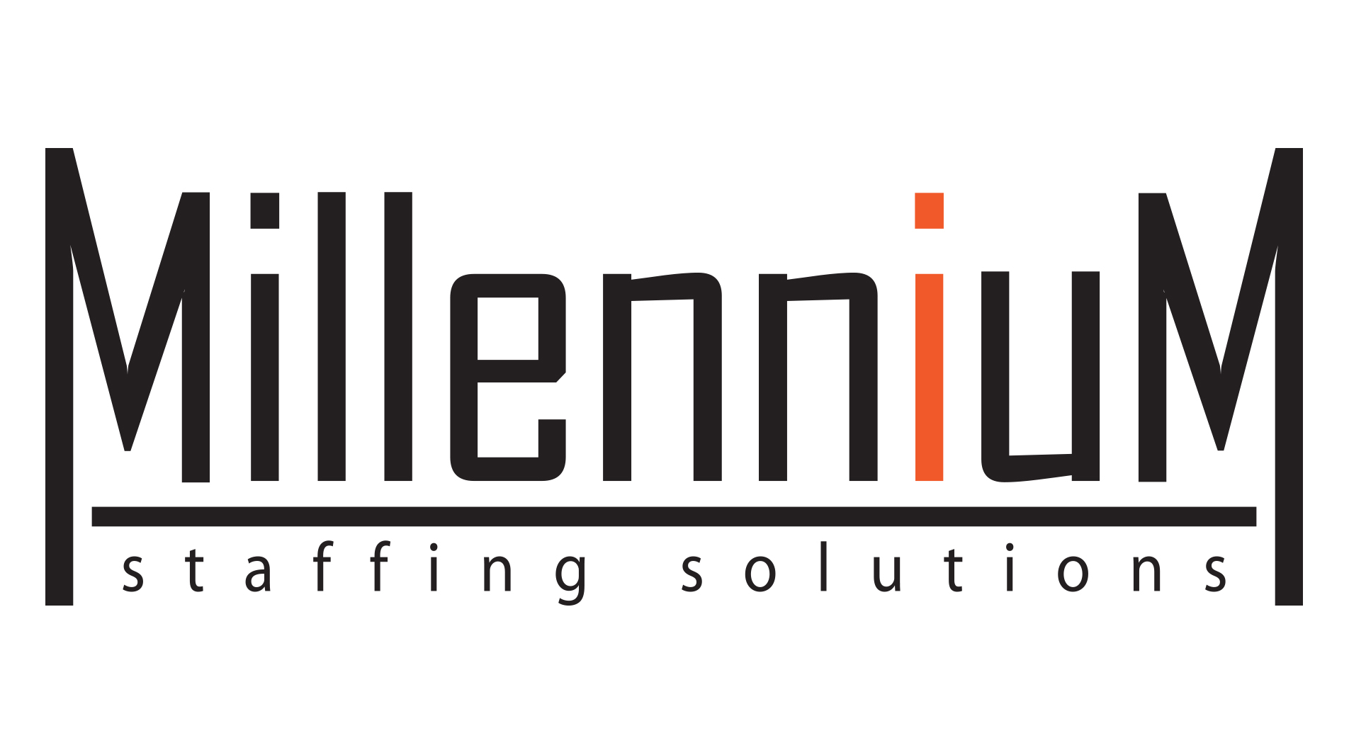 Millennium Staffing Solutions - Logo Design