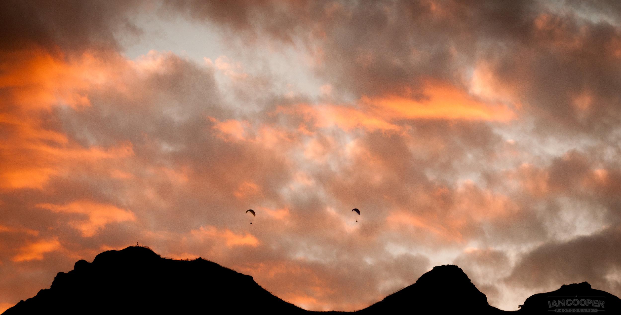 Peak Paraglide