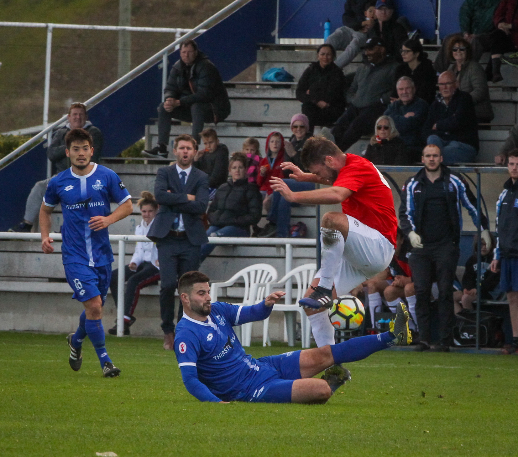 Napier City Rovers vs Seatoun FC