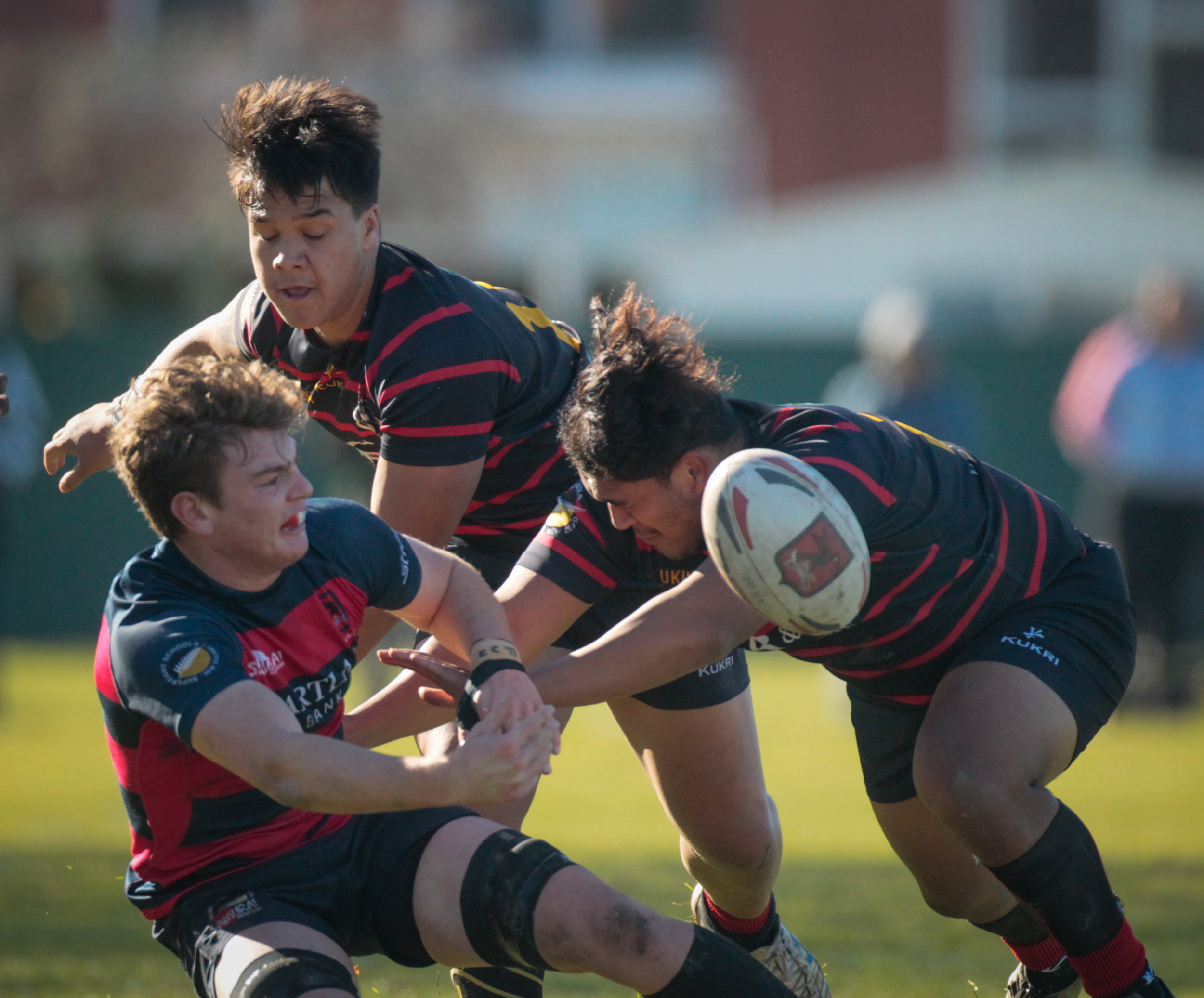 Hastings Boys HS vs Rotorua Boys HS
