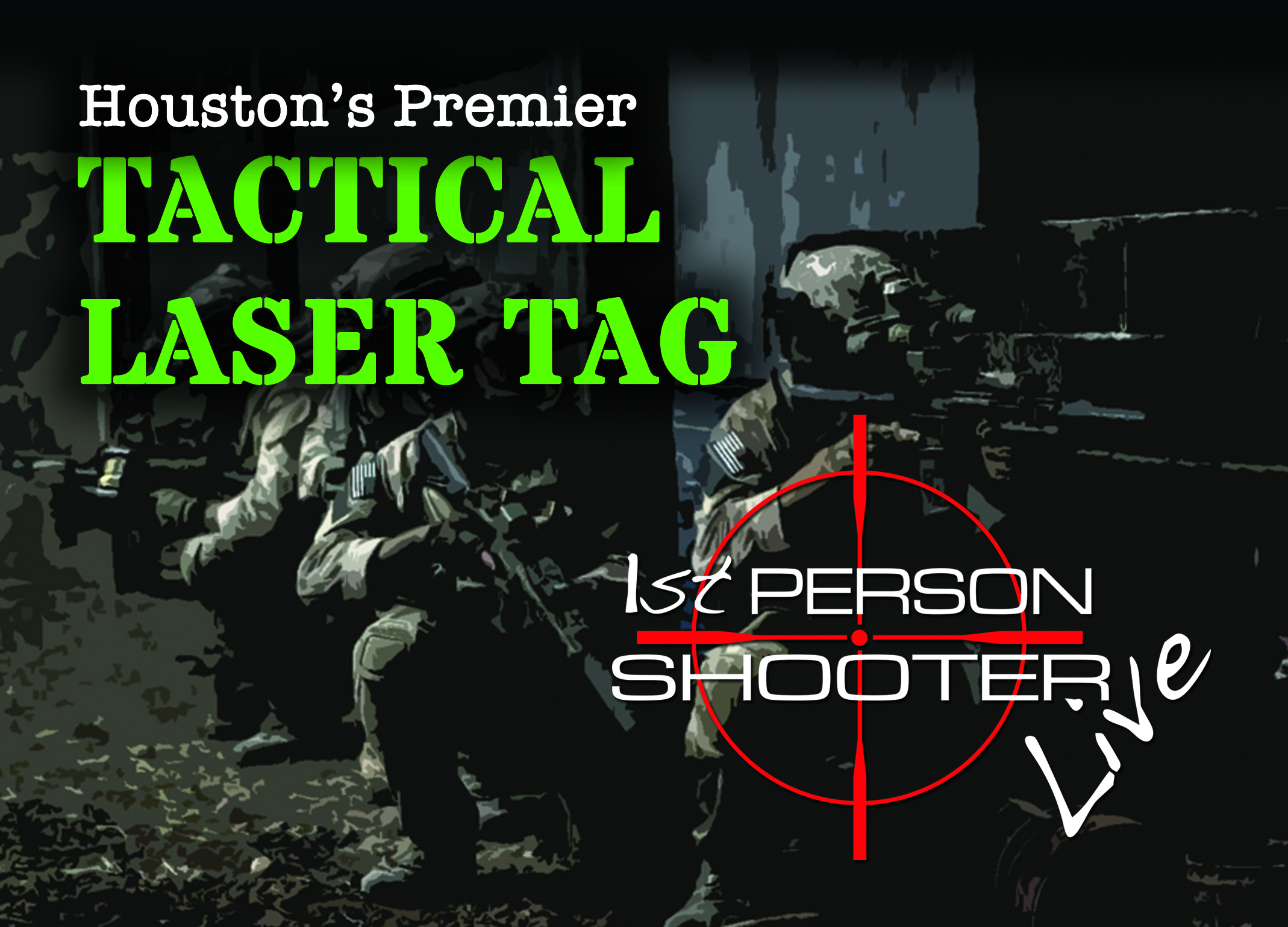 1st Person Shooter Live