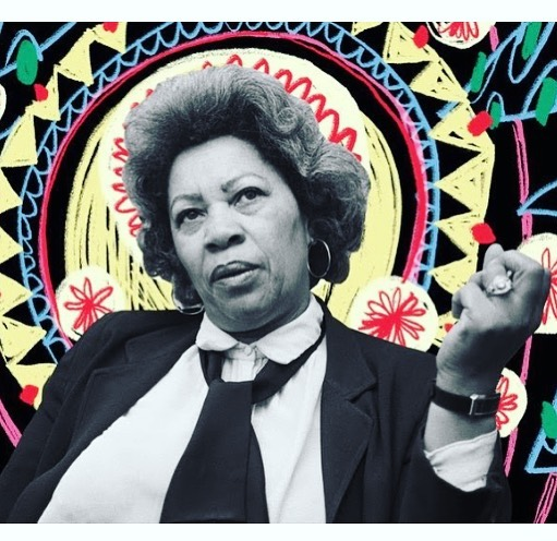 Toni Morrison was the single most influential author that i've ever read. so much of her writing and wisdom has influenced my own work. i found her when i was a young person in high school and was forever changed. i can't even begin to describe the joy, grief, tenderness, rage and compassion that her words have conjured up inside me. now that she is gone, i know how i'm going to spend the end of my summer, reading through every one of her books (yes, even the problematic ones) and letting her writing strike deep inside me again & swirl everything back up to the top. what are your favourites? this is such a massive loss. if you haven't read at least 3 of her books, now is the time to catch up. rest in power Toni 💔 you will be deeply missed xx