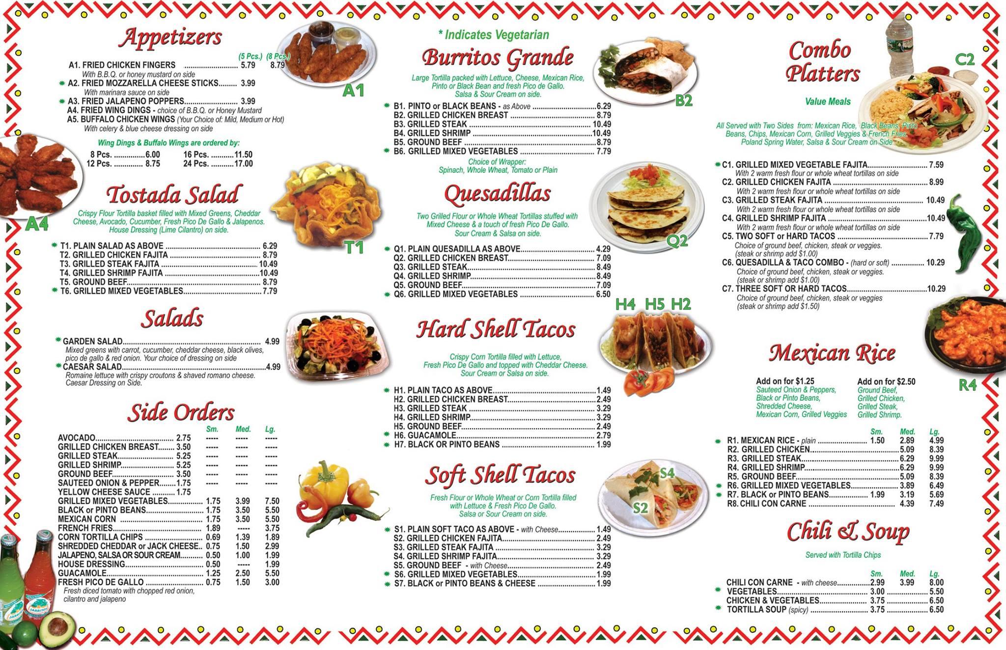 Mexican Food in Middlesex & Somerset County, NJ — La Casa De