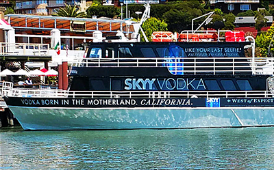 Skyy Vodka – SanFrancisco, CA