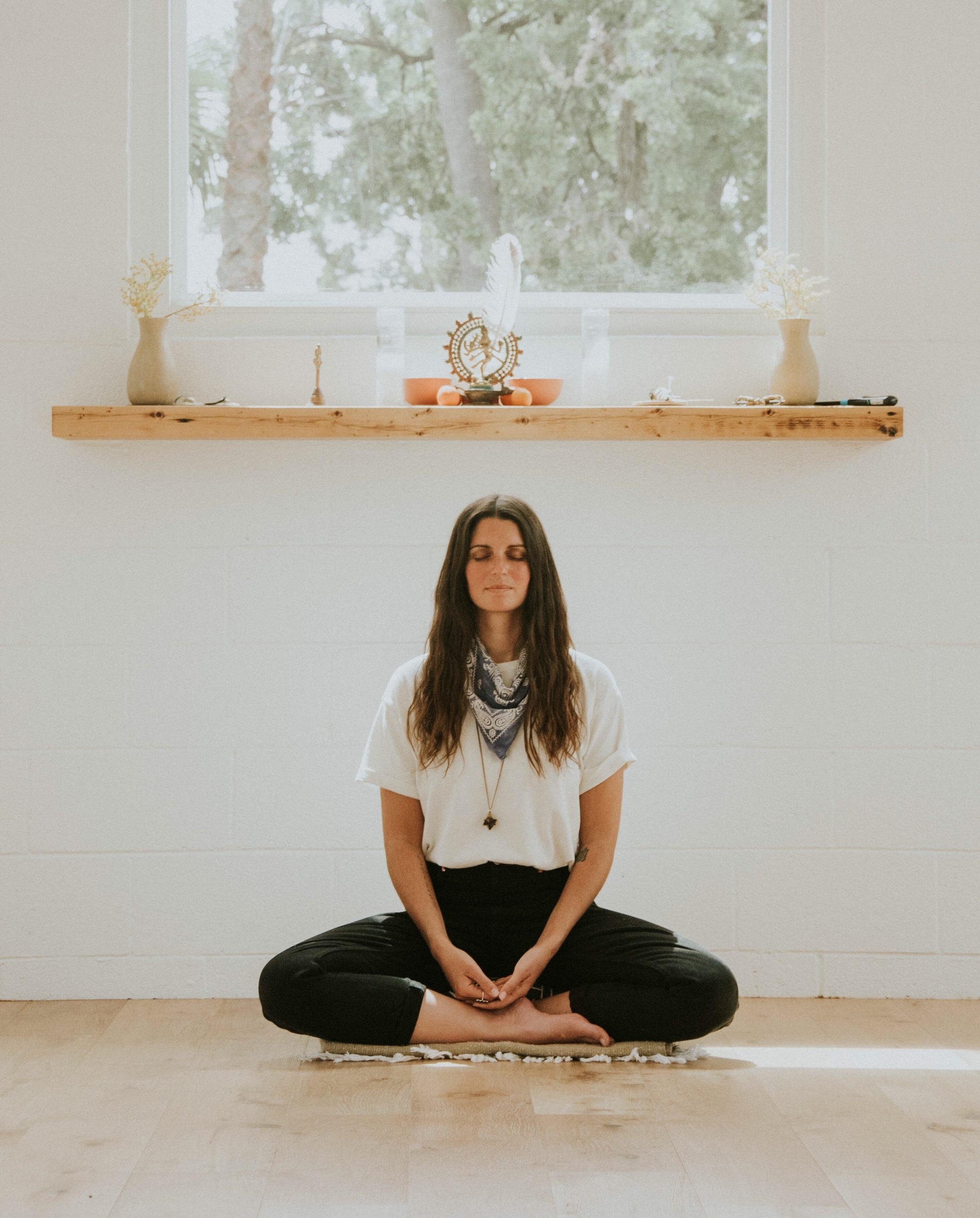 light and space yoga ojai